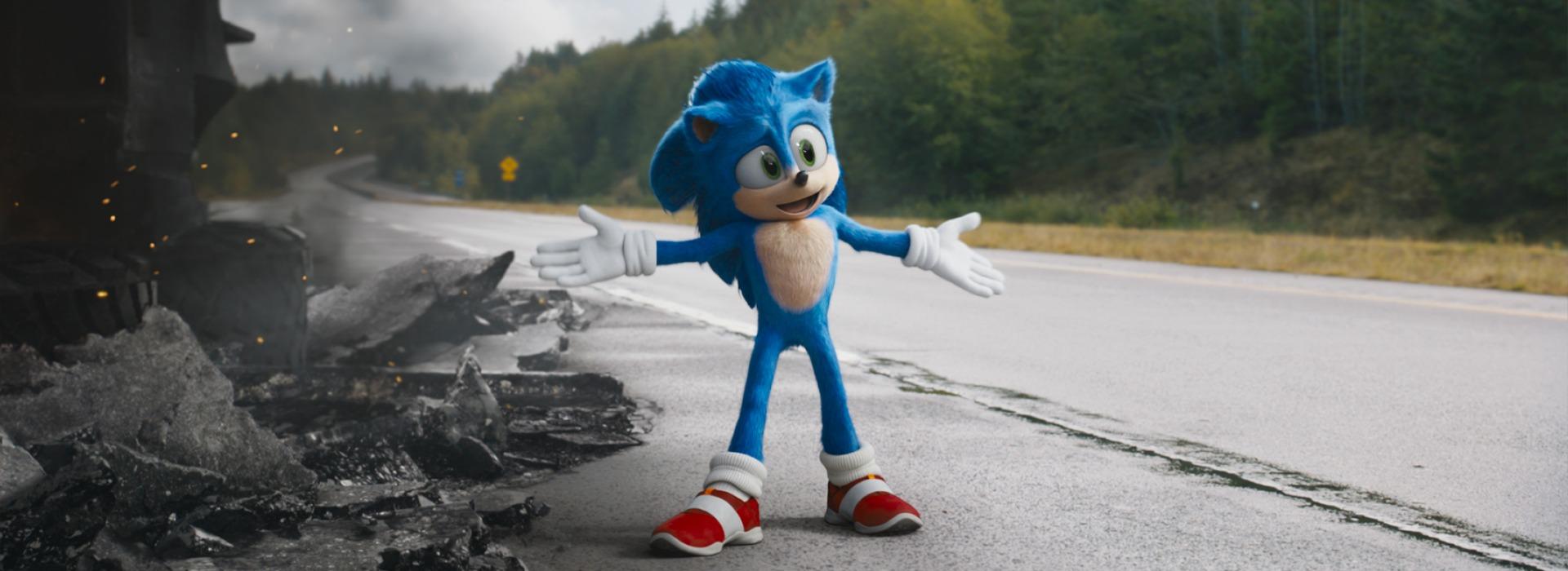 Sonic – O Filme – Versão Dobrada